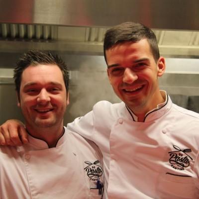 Sander & Alessandro